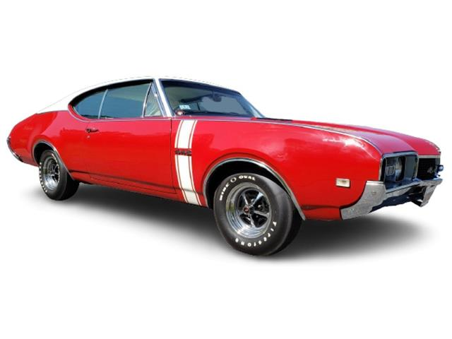 1968 Oldsmobile 442 (CC-1470603) for sale in Lake Hiawatha, New Jersey