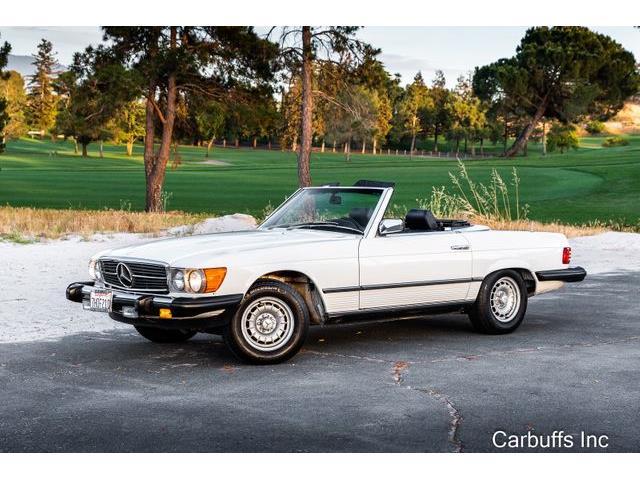 1982 Mercedes-Benz 380SL (CC-1476039) for sale in Concord, California