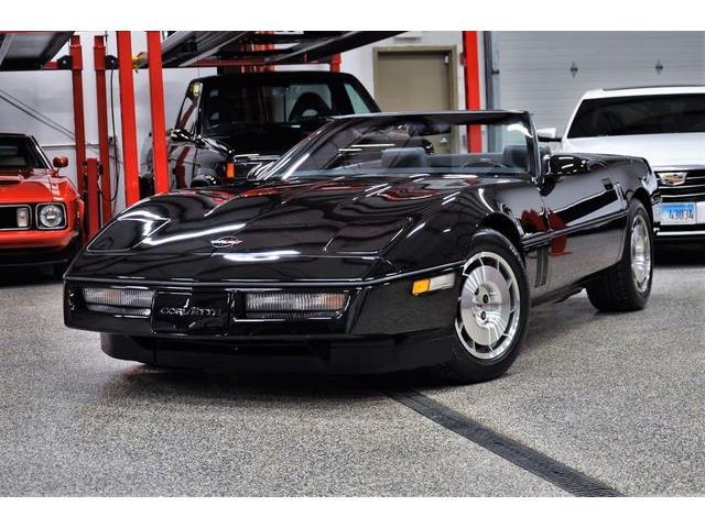 1986 Chevrolet Corvette (CC-1476049) for sale in Plainfield, Illinois