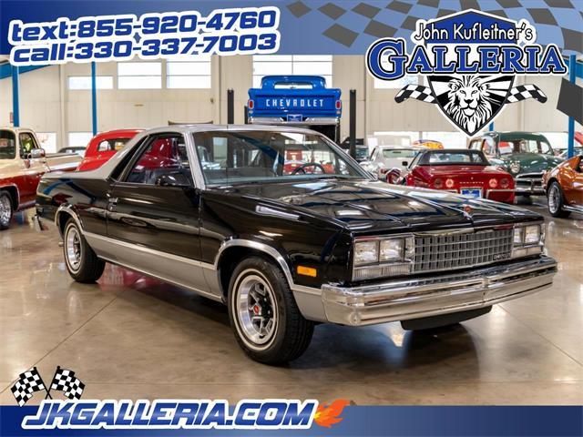 1987 Chevrolet El Camino (CC-1470605) for sale in Salem, Ohio