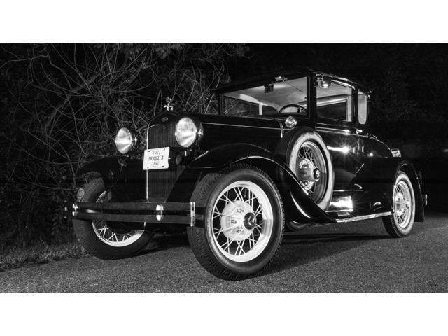 1931 Ford 5-Window Coupe (CC-1476058) for sale in Winter Haven, Florida