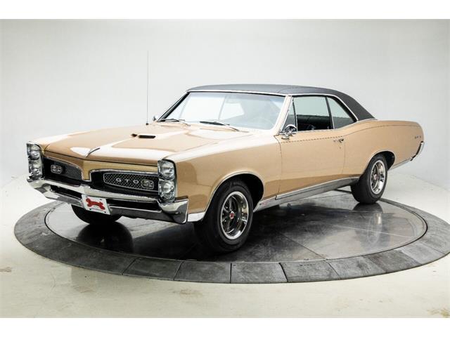 1967 Pontiac GTO (CC-1470607) for sale in Cedar Rapids, Iowa