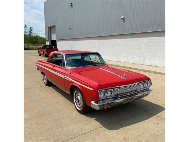 1964 Plymouth Sport Fury (CC-1476134) for sale in Macomb, Michigan