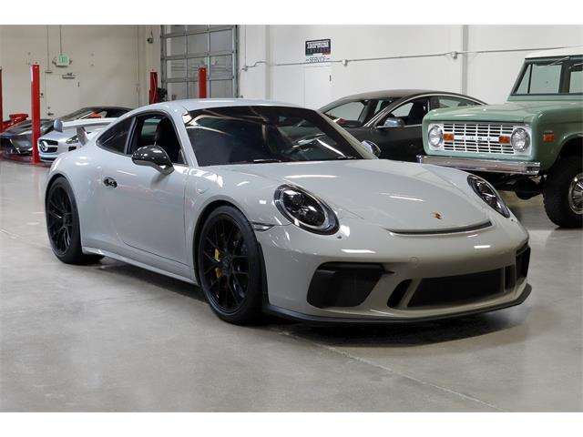 2018 Porsche 911 (CC-1470615) for sale in San Carlos, California
