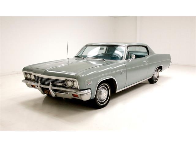 1966 Chevrolet Caprice (CC-1476154) for sale in Morgantown, Pennsylvania