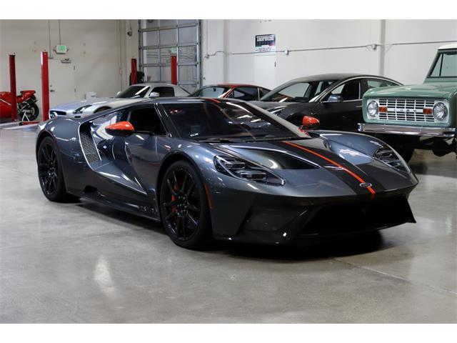 2019 Ford GT (CC-1470616) for sale in San Carlos, California