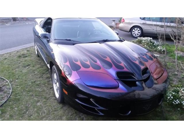 2002 Pontiac Firebird (CC-1476222) for sale in Cadillac, Michigan