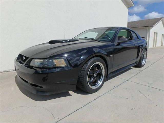 2002 Ford Mustang (CC-1476225) for sale in Cadillac, Michigan