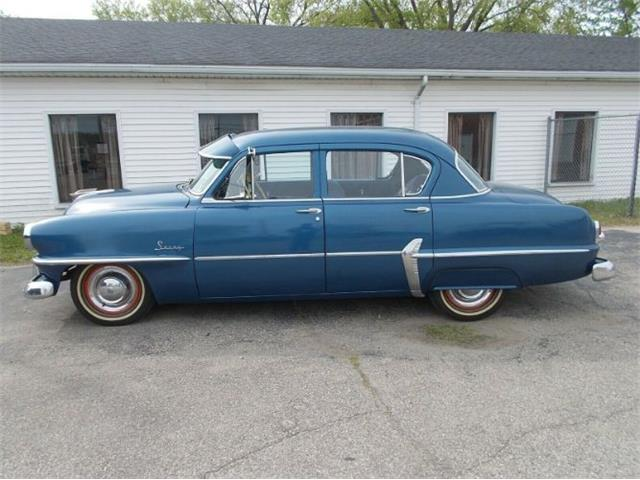 1954 Plymouth Savoy (CC-1476227) for sale in Cadillac, Michigan