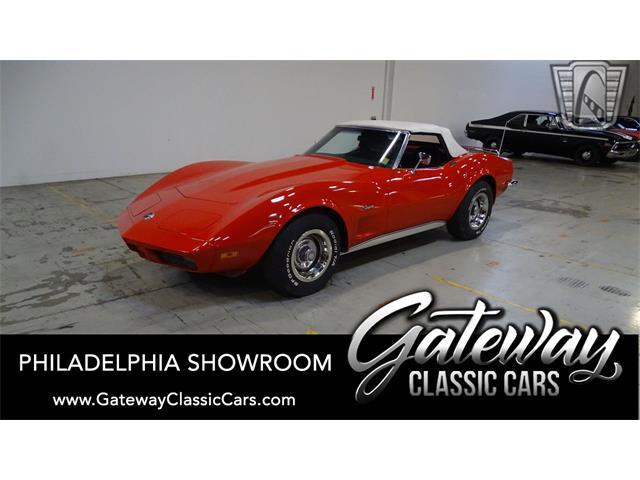 1973 Chevrolet Corvette (CC-1470623) for sale in O'Fallon, Illinois