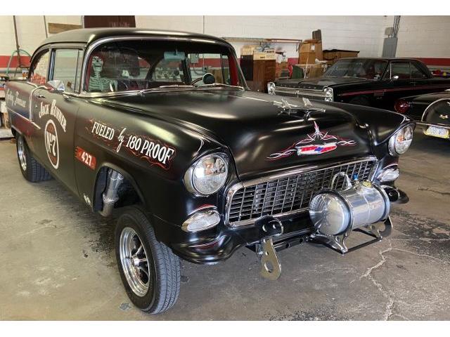 1955 Chevrolet 210 (CC-1476234) for sale in Cadillac, Michigan