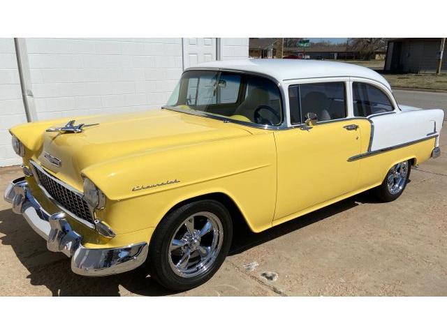 1955 Chevrolet 210 (CC-1476237) for sale in Cadillac, Michigan