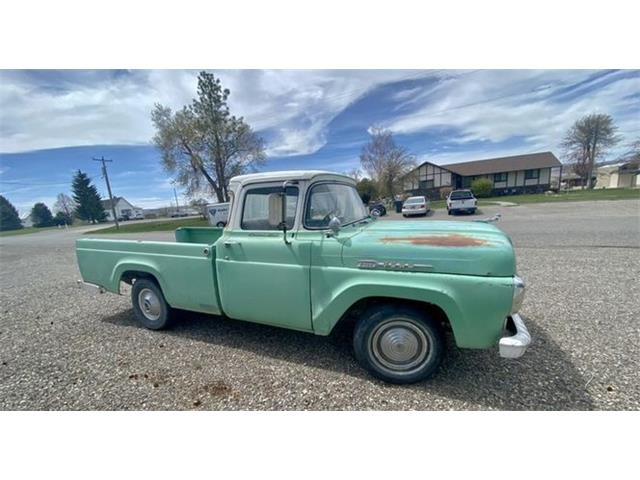 1960 Ford F100 (CC-1476241) for sale in Cadillac, Michigan