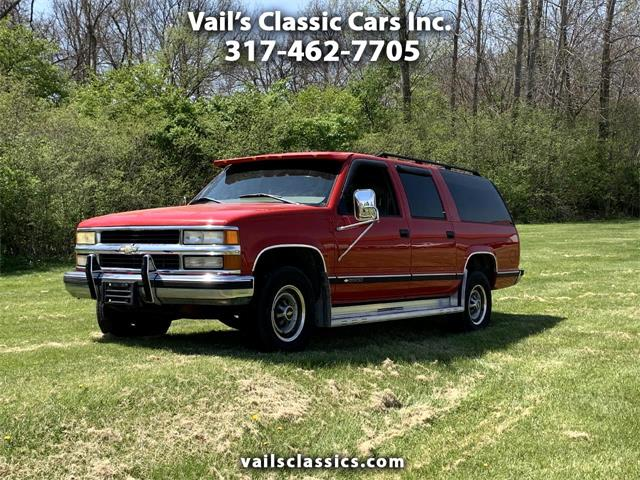 1998 Chevrolet Suburban (CC-1470625) for sale in Greenfield, Indiana