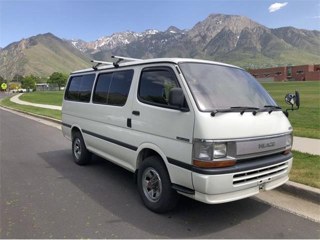 1991 Toyota Hiace (CC-1476259) for sale in Cadillac, Michigan