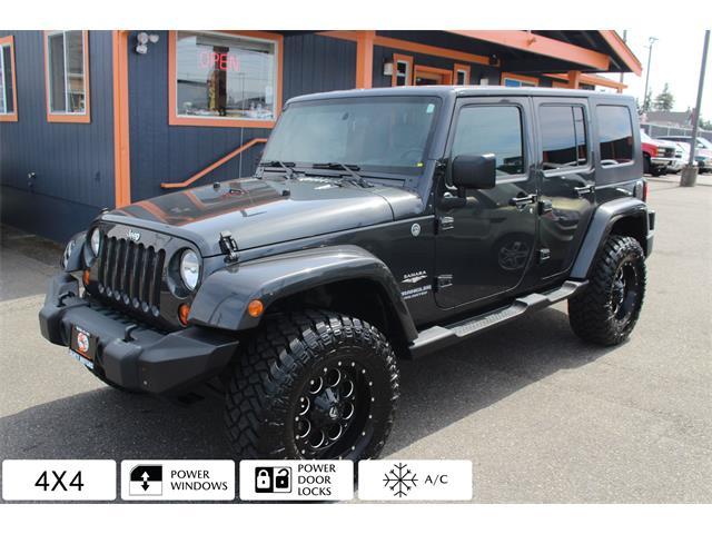 2010 Jeep Wrangler (CC-1470626) for sale in Tacoma, Washington