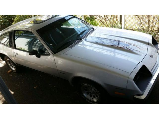 1977 Chevrolet Monza (CC-1476262) for sale in Cadillac, Michigan