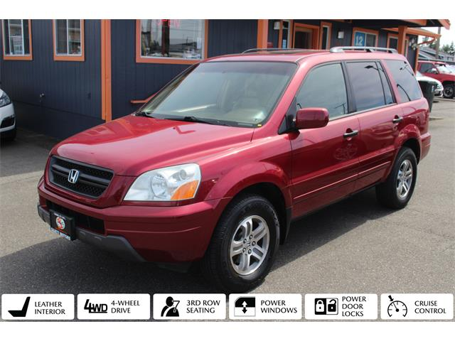 2005 Honda Pilot (CC-1470627) for sale in Tacoma, Washington