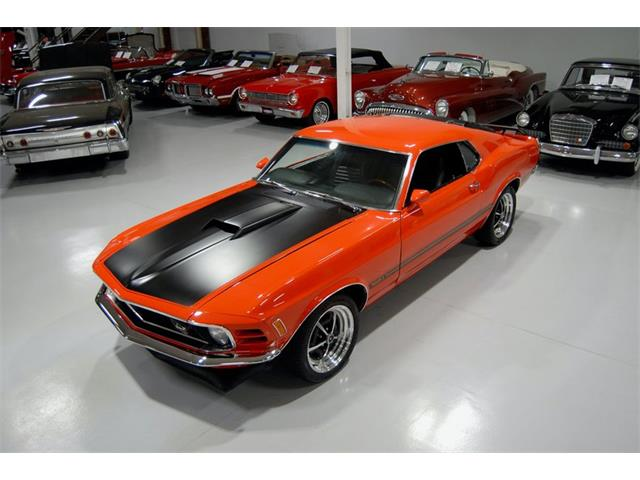 1970 Ford Mustang (CC-1476271) for sale in Rogers, Minnesota