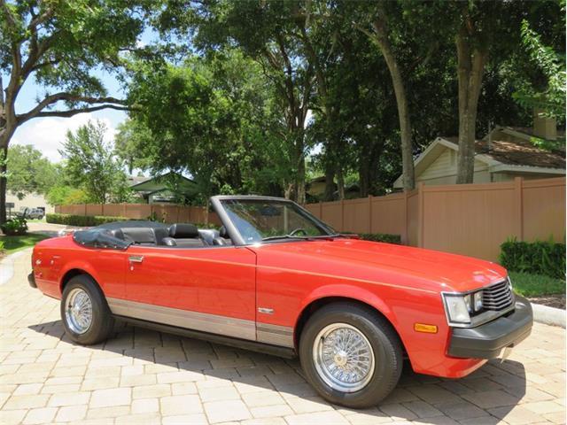 1981 Toyota Celica (CC-1476273) for sale in Lakeland, Florida