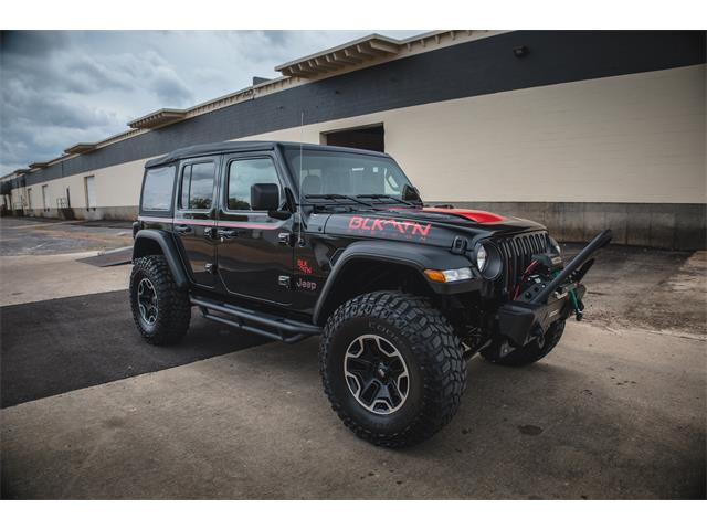 2021 Jeep Wrangler (CC-1470063) for sale in Jackson, Mississippi