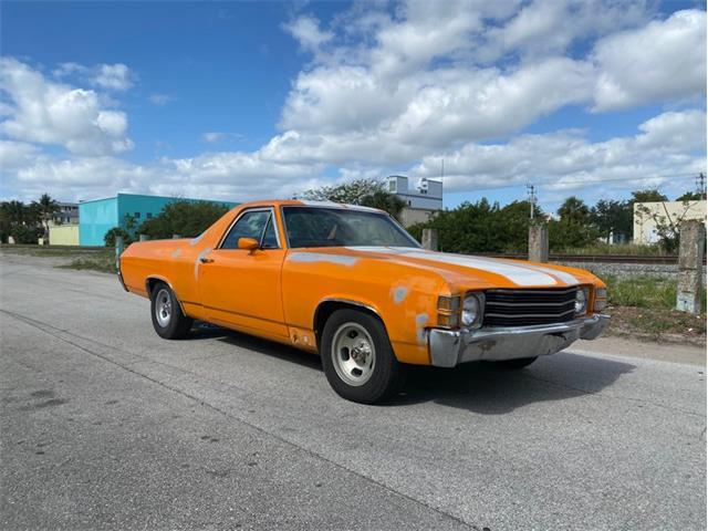 1972 Chevrolet El Camino (CC-1470633) for sale in Delray Beach, Florida