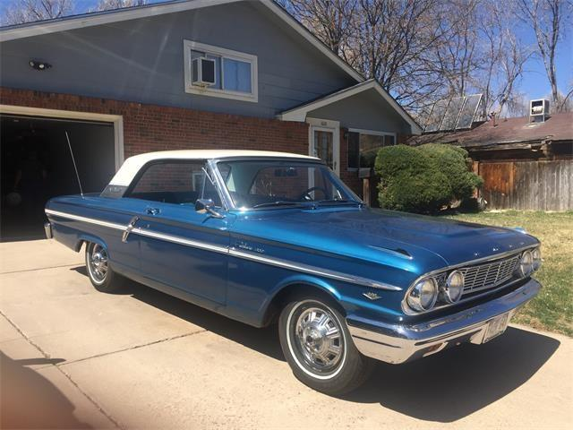 1964 Ford Fairlane 500 (CC-1476340) for sale in Colorado Springs, Colorado