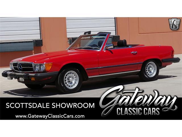1982 Mercedes-Benz 380SL (CC-1470637) for sale in O'Fallon, Illinois