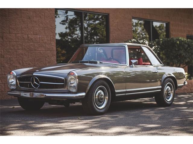 1967 Mercedes-Benz 250SL (CC-1476372) for sale in Fallbrook, California
