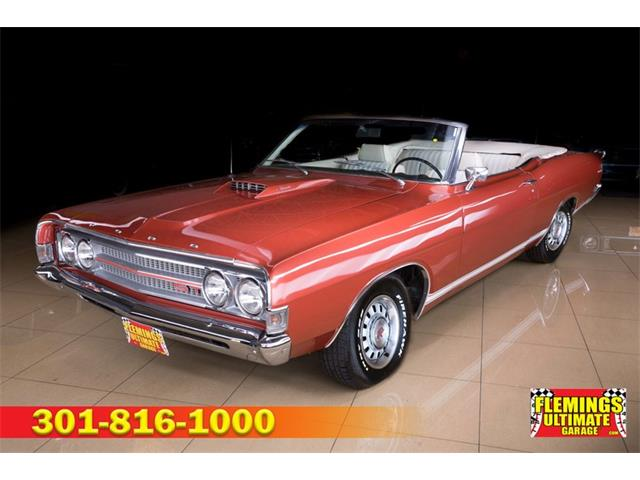 1969 Ford Torino (CC-1476374) for sale in Rockville, Maryland