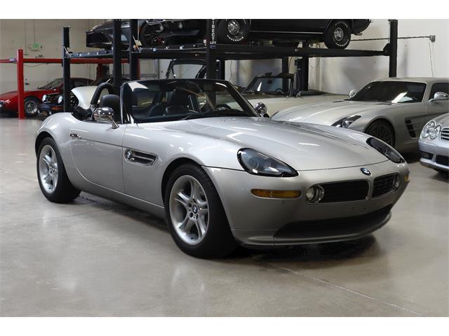 2000 BMW Z8 (CC-1476389) for sale in San Carlos, California