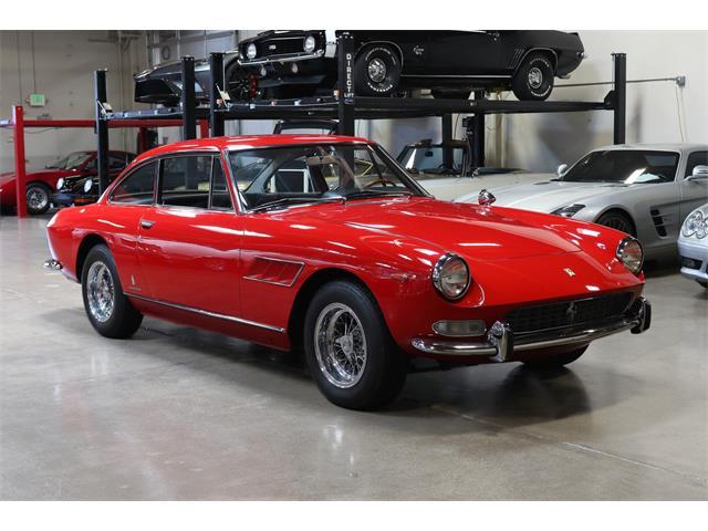 1967 Ferrari 330 GT (CC-1476390) for sale in San Carlos, California