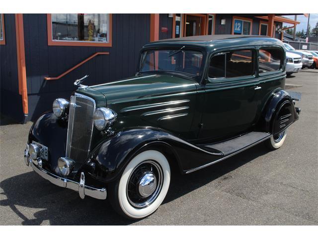 1934 Chevrolet Master (CC-1476409) for sale in Tacoma, Washington