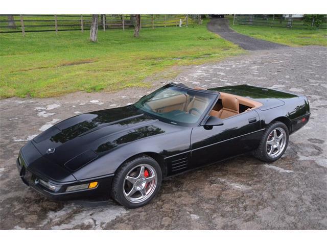 1991 Chevrolet Corvette (CC-1470645) for sale in Lebanon, Tennessee