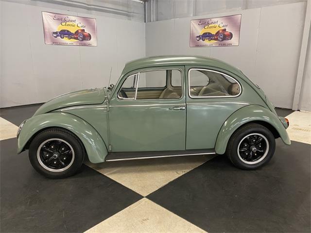 1966 Volkswagen Beetle (CC-1476475) for sale in Lillington, North Carolina