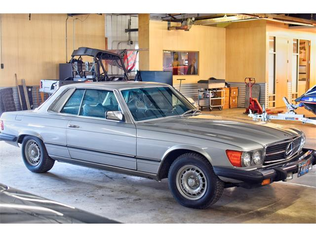 1979 Mercedes-Benz 450SLC (CC-1476480) for sale in Watertown, Minnesota