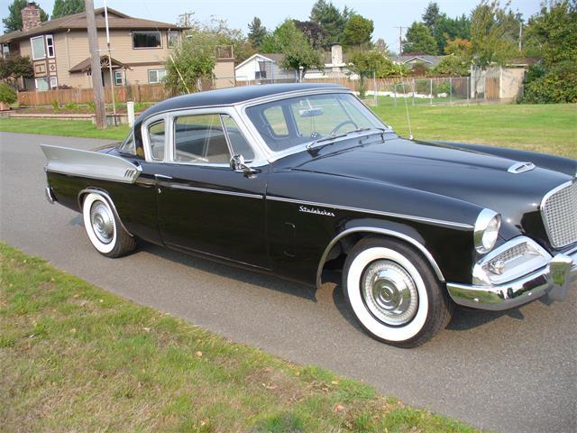 1960 Studebaker Silver Hawk (CC-1476485) for sale in Tacoma, Washington