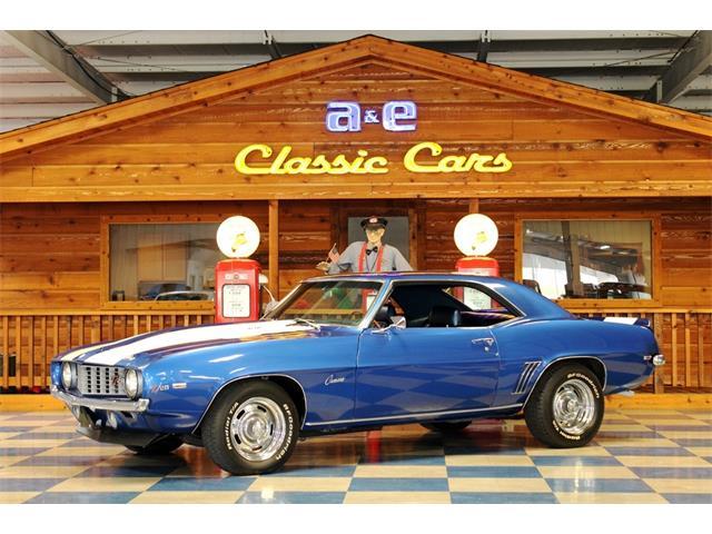 1969 Chevrolet Camaro (CC-1476492) for sale in New Braunfels , Texas