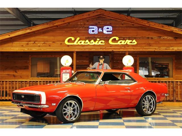 1968 Chevrolet Camaro (CC-1476496) for sale in New Braunfels , Texas