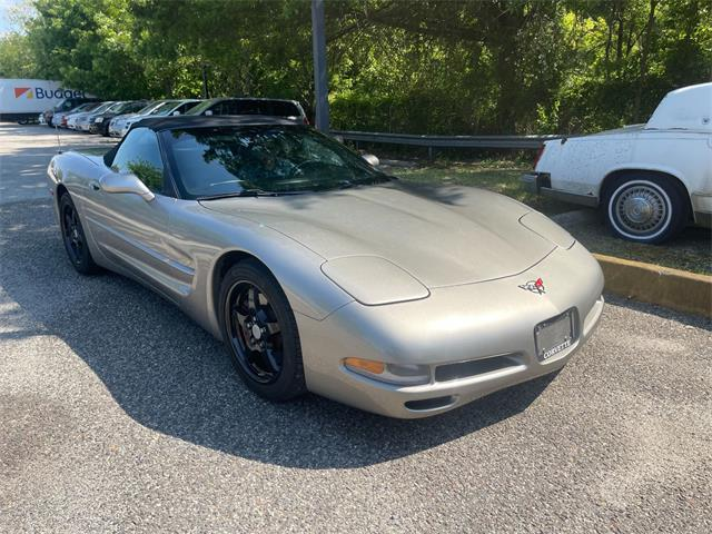 1999 Chevrolet Corvette (CC-1476558) for sale in Stratford, New Jersey