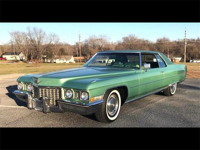 1972 Cadillac Coupe DeVille (CC-1470657) for sale in Harpers Ferry, West Virginia