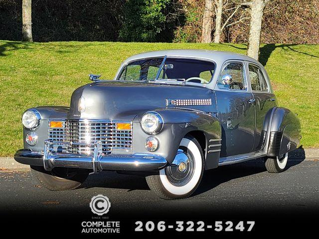 1941 Cadillac Series 62 (CC-1470661) for sale in Seattle, Washington