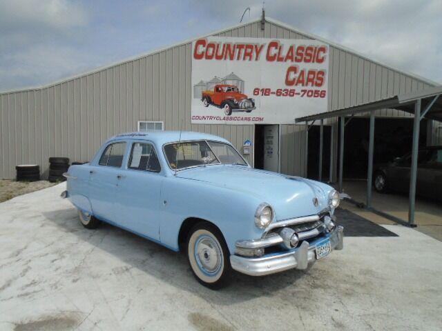 1951 Ford 4-Dr Sedan (CC-1476627) for sale in Staunton, Illinois