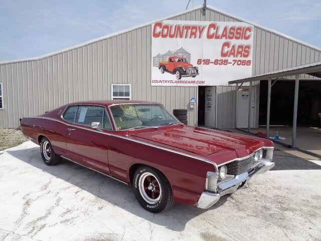 1968 Mercury Monterey (CC-1476629) for sale in Staunton, Illinois