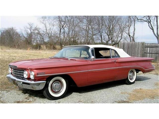 1960 Oldsmobile 88 (CC-1470663) for sale in Harpers Ferry, West Virginia