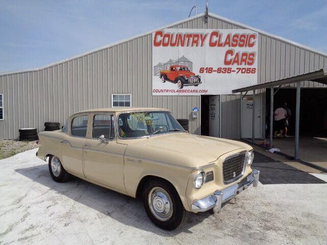 1960 Studebaker Lark (CC-1476633) for sale in Staunton, Illinois