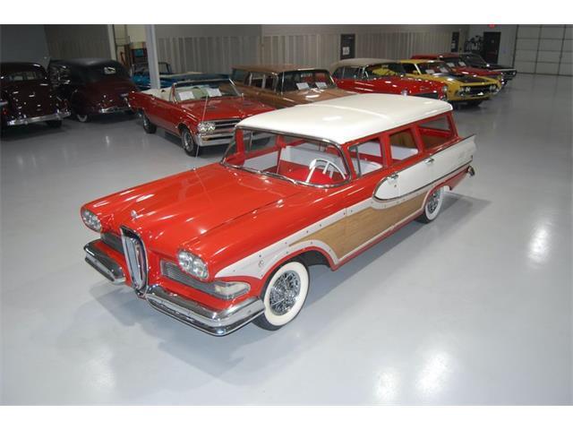 1958 Edsel Bermuda (CC-1476642) for sale in Rogers, Minnesota