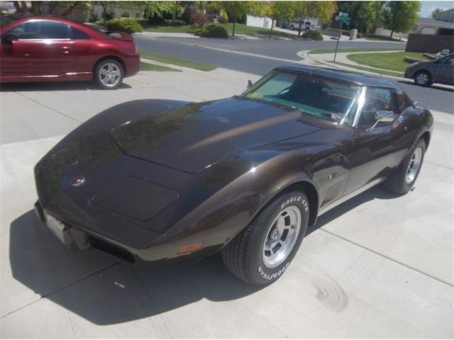 1976 Chevrolet Corvette (CC-1476652) for sale in Cadillac, Michigan
