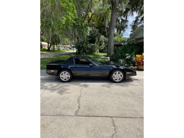1990 Chevrolet Corvette (CC-1476658) for sale in Cadillac, Michigan