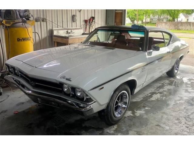 1969 Chevrolet Chevelle (CC-1476659) for sale in Cadillac, Michigan